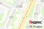 Схема проезда до компании Киоск по продаже яиц в Барнауле