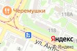 Схема проезда до компании Союз в Барнауле