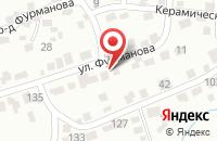Схема проезда до компании Суфия в Кантюковке