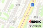 Схема проезда до компании Ювелирная мастерская в Барнауле