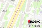 Схема проезда до компании Народный продукт в Барнауле