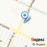 Народный продукт на карте Барнаула