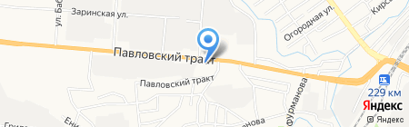 Феникс Про на карте Барнаула