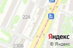Схема проезда до компании Сеть магазинов хлебобулочных изделий в Барнауле