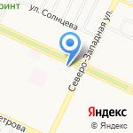 Бондарные Изделия на карте Барнаула