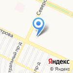 Прогресс Плюс на карте Барнаула