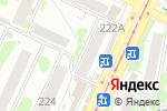 Схема проезда до компании Территориальное общественное самоуправление Петровского микрорайона в Барнауле