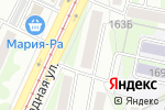 Схема проезда до компании Тортест в Барнауле
