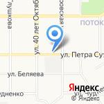 Бизнес-Учет на карте Барнаула