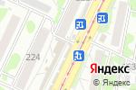 Схема проезда до компании Мир сухофруктов в Барнауле