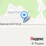 АлтайАгроСнаб на карте Барнаула