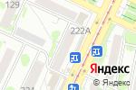 Схема проезда до компании БМПЗ в Барнауле