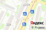 Схема проезда до компании Сибмарко Алт в Барнауле