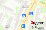 Схема проезда до компании Мастерская по изготовлению ключей и заточке инструментов в Барнауле