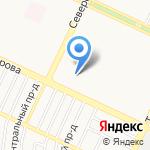 Промавтоматика на карте Барнаула