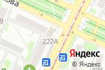 Схема проезда до компании Бочка в Барнауле