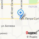 Центр Технологического Развития Информационных технологий на карте Барнаула