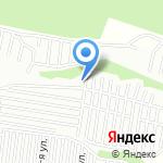 Весняночка на карте Барнаула