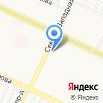 АЛТАЙ СКРЕПКА на карте Барнаула