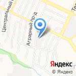 Мастерская Крестной Феи на карте Барнаула
