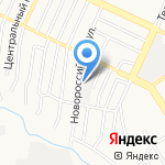 СИБИРСКИЕ ФАСАДЫ на карте Барнаула