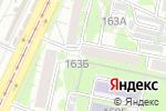 Схема проезда до компании Верена в Барнауле