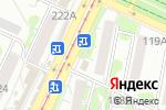 Схема проезда до компании Ява в Барнауле
