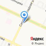 Джунгли на карте Барнаула