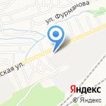 С-Нефть на карте Барнаула