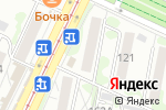 Схема проезда до компании Гидро Тюнинг в Барнауле