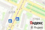 Схема проезда до компании Лидер+ в Барнауле