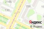 Схема проезда до компании Магазин женской одежды в Барнауле