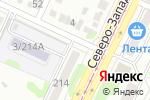 Схема проезда до компании Шаурма у Дома в Барнауле
