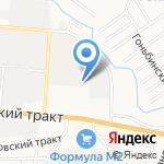АвтоТермоМир на карте Барнаула