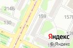 Схема проезда до компании Магазин кожгалантереи и чулочно-носочных изделий в Барнауле