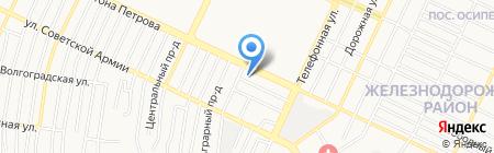 АЛЛ Royal на карте Барнаула