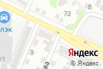 Схема проезда до компании Ритуальный магазин в Барнауле