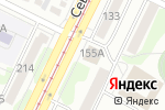 Схема проезда до компании Автоэксперт в Барнауле