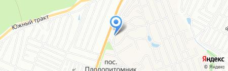 ТехОсмотр ДРОМ на карте Барнаула