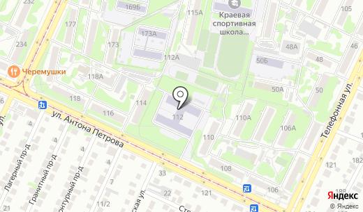 Конфетти. Схема проезда в Барнауле