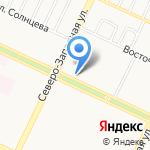 Пивоварка на карте Барнаула