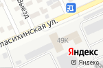 Схема проезда до компании АгроСтандарт в Барнауле