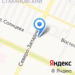 Статус VIP на карте Барнаула