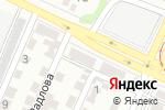 Схема проезда до компании Шанхайский полдень в Барнауле
