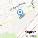 Алтайский Печатник на карте Барнаула