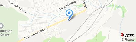 Альянс-СБМ на карте Барнаула