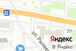 Схема проезда до компании Автомир+ в Барнауле