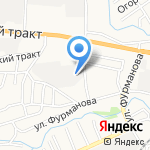 Сибоптторг на карте Барнаула