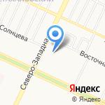 Управление вневедомственной охраны ГУ МВД России по Алтайскому краю на карте Барнаула