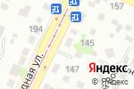 Схема проезда до компании АвтоДруг в Барнауле